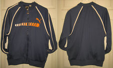 PUMA Track Jacket M Circles Running Work Out Shoes Train Fashion RARE OOP HTF