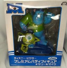 Disney Pixar premium Buddy figure Sally and Mike (japan import)