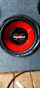 sony Explode 12inch Subwoofer