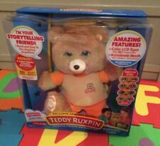 Teddy Ruxpin Official Animated Bluetooth Lcd Eyes New 2017 Exclusive sold out !