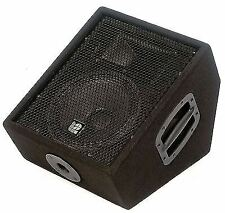 "L2 Audio Wm10h 80w RMS 160w Max 10"" Passive Stage Wedge Monitor PA Speaker"