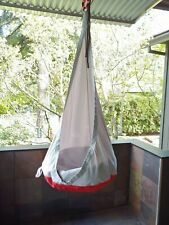 Ikea EKORRE Kids Hanging Seat Swing Hammock Chair 500.540.95 sensory