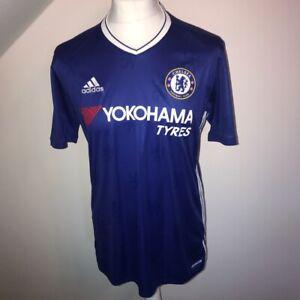 Chelsea 2016/2017 Home Shirt Medium Mens