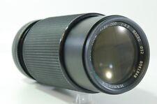 Lente Hanimex Mc Coche Zoom Macro 80-200mm F4.5 Canon Fd Monte Ref.891830