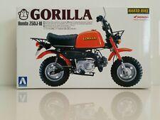 Aoshima 1978 Honda Gorilla Z50J-III Naked Bike Series #20 Japan Sealed