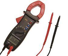 BGS! Digital-Multimeter Zange Gleichstrom Wechselstrom Stromzange Strom messen