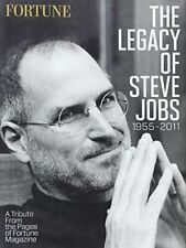 Fortune: The Legacy of Steve Jobs: A Tribute from the Pag... by Fortune Magazine