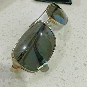 Stussy Golden  Frame Sunglasses Glasses