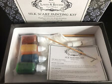 Silk Scarf Painting Kit - Unwanted Gift 💕