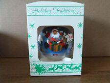 CHRISTMAS BAUBLE - VINTAGE DISNEYLAND PARIS -JOYEUX NOEL-1992-RARE VINTAGE FIND
