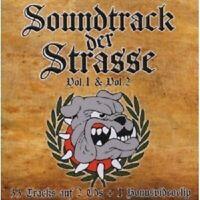 SOUNDTRACK DER STRAßE VOL.1+2 2 CD NEU