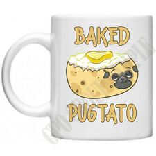 Baked Pugtato Dog Lover Pug Lovers Pug Mug Animal Lovers Dog Pugs  Mug Gift