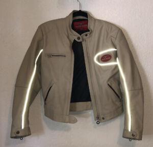 MOTO GUZZI Italian Leather Jacket
