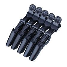 5Pcs Salon Matte Sectioning Crocodile Hair Clip Hairdressing Hair Alligator Clip