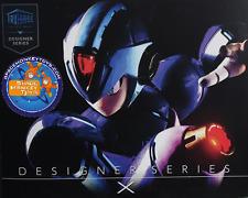 TruForce Collectibles MEGAMAN X Mega Man Kickstarter IN HAND US SELLER designer