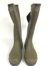 Le Chameau Anjou Evo Neo Wellington Boots UK 10 Green Camel