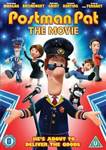 Postman Pat: The Movie [DVD][Region 2]