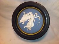 Vintage Sunshine Biscuit Tin  with Angels and Greek Gods