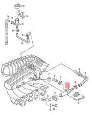 Genuine Volkswagen Control Valve For Idling Speed NOS Corrado Golf 037906457D