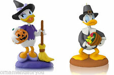 Hallmark 2014 Bewitching Daisy Thankful Donald A Year in Disney Monthly