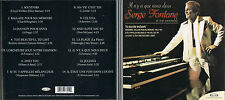 SERGE FONTANE - Il n'y a que nous deux CD BRAND NEW at TheShopMusicaMonette