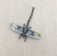 Unique Dragonfly  brooch pin