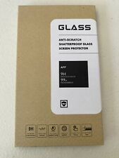 Samsung Galaxy S8 2 BLACK Tempered Glass Screen Protector (2-pack)