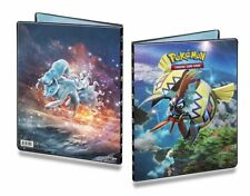 Pokemon Sun and Moon 2 9 Pocket Portfolio - Alolan Ninetales & Tapu Koko