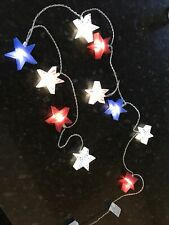 Laura Ashley - Boys 10 Star Lights BATTERIES ✨⭐️🌟