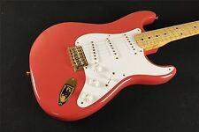 Fender Custom Shop Team-Built 1956 NOS Stratocaster - Fiesta Red - MINT