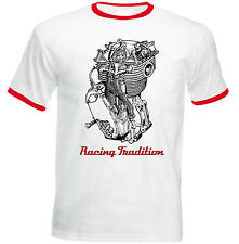 VELOCETTE KTT moteur Inspiré-Neuf Coton T-Shirt-Toutes les tailles en stock