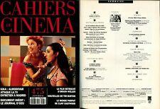Cahiers du Cinéma N°475 - Almodovar/Orson Welles/Yasujiro Ozu... janvier 1994