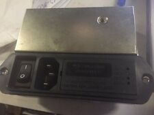 (1) CORCOM 3EZM4S POWER ENTRY MODULE 3 Amp 120/250 50-60Hz  (NEW)
