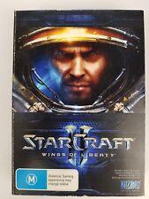 StarCraft II (2) Wings of Liberty : Game Windows / Mac