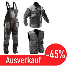 Arbeitskleidung Arbeitsjacke Arbeitshose Latzhose Overall Weste Berufsbekleidung