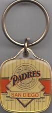 San Diego Padres Vintage Licensed 1992 Official MLB Baseball Keychain - Rare