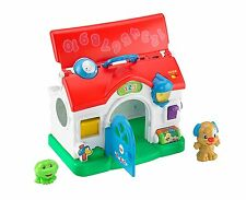 Fisher Price Laugh and Learn Puppy Activity Home House Musical Play Set