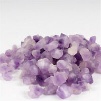 Amethyst Ore Crushed Gravel Stone Chunk Lots Degaussing Improve natural Cheaply