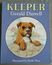 GERALD DURRELL ~ KEEPER ~ BOXER DOG