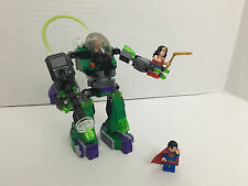 LEGO 6862 Superman vs. Power Armor Lex