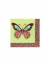"Amscan Napkins ""Hippie Party Butterfly"", 16 Pcs"