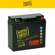 FT19-12B BATTERIA MOTO FIAMM AGM TECHNOLOGY 19Ah 200A = YT19BL-BS