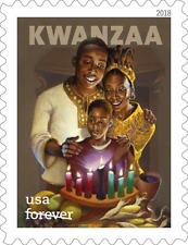 2018 US STAMP -  KWANZAA - FOREVER SINGLE - SCOTT# 5337