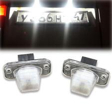 SET LED Nummernschildbeleuchtung für VW T4 alle Modelle Kennzeichen Leuchten