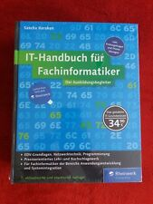 IT-Handbuch für Fachinformatiker Ausbildungsbegleiter Sascha Kersken Rheinwerk