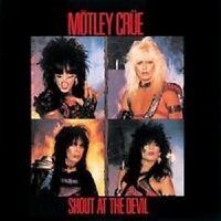 """MÖTLEY CRÜE """"SHOUT AT THE DEVIL""""  CD NEU"""