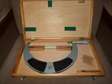SUHL MICROMETER 200 - 225 MM - MADE IN GERMANY
