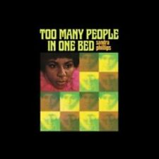 Too Many People In One Bed, Sandra Philips, Audio CD, New, FREE & Fast Delivery