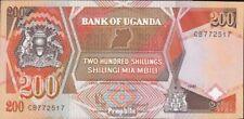 Oeganda Pick-Aantal: 32b (1991) UNC 1991 200 Shillings