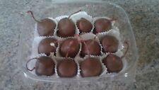 Homemade Chocolate covered cherries/Hand dipped cherries